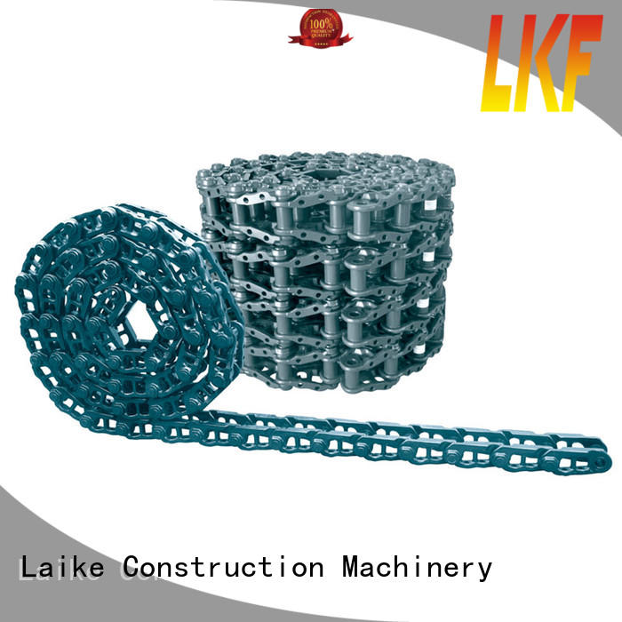 Laike oem excavator track chain industrial for customization