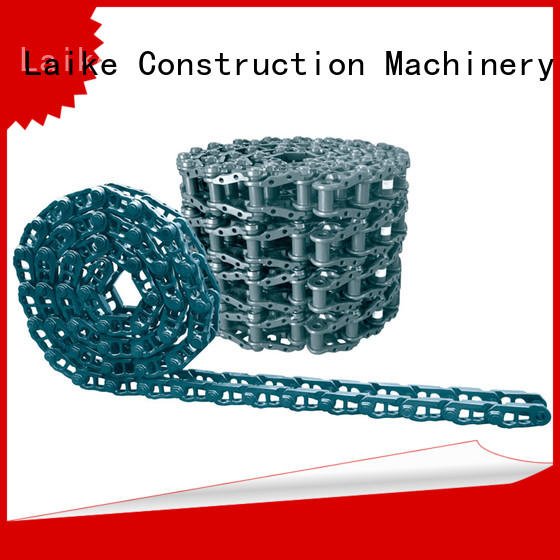 Laike high-end excavator track chain wholesale for customization