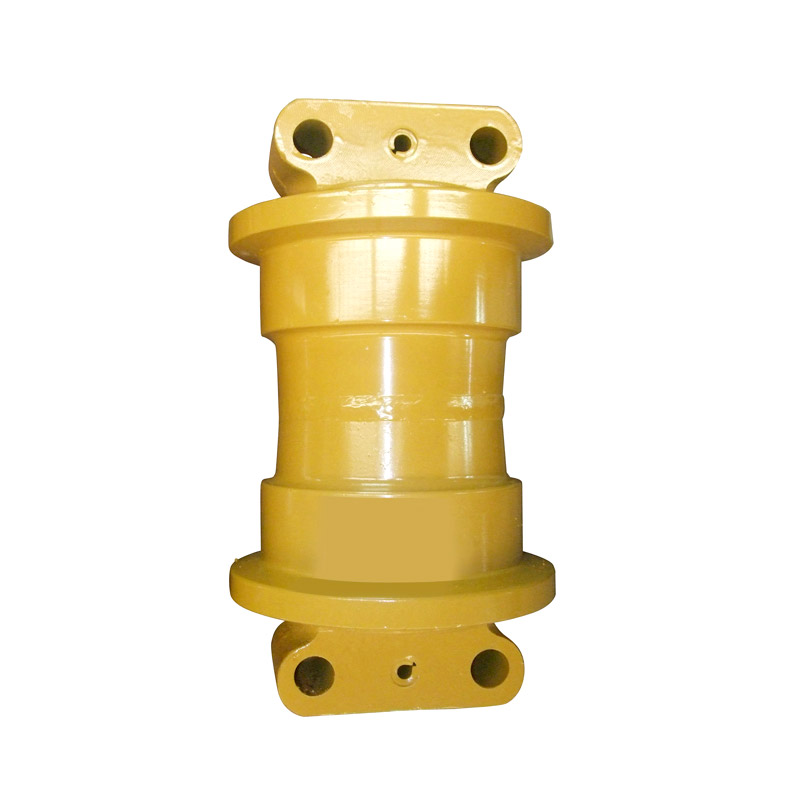 Laike high-quality flange roller heavy-duty for bulldozer-1