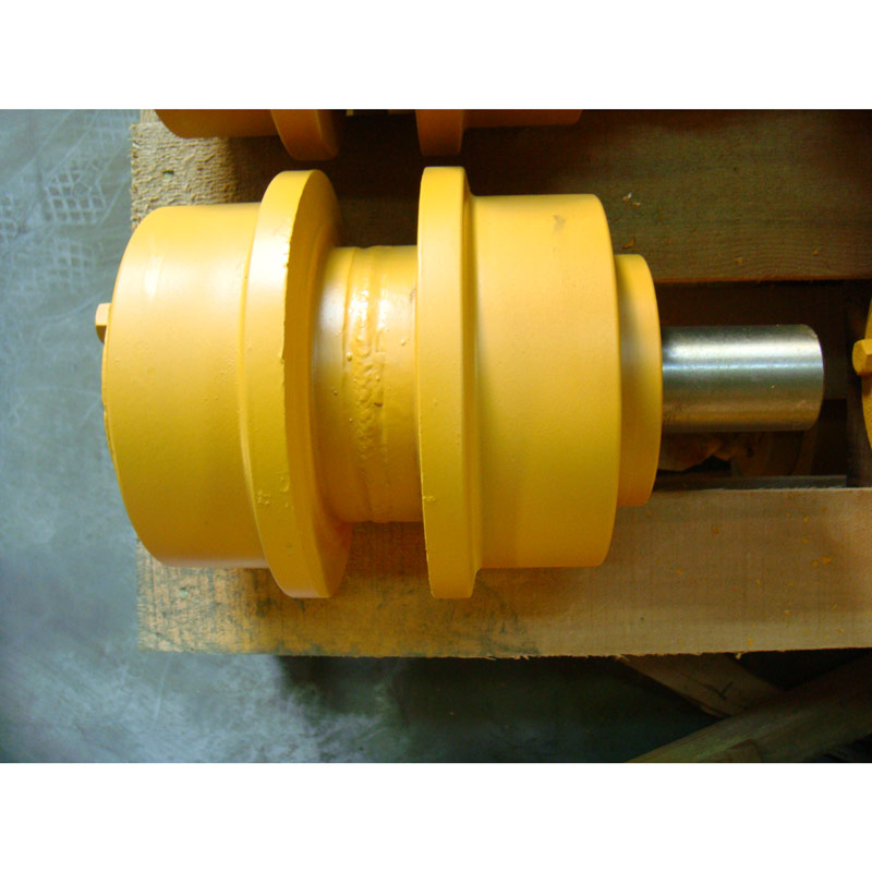 high-quality top roller upper from best manufacturer for excavator-2