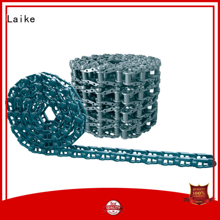 Laike oem track chain industrial for customization