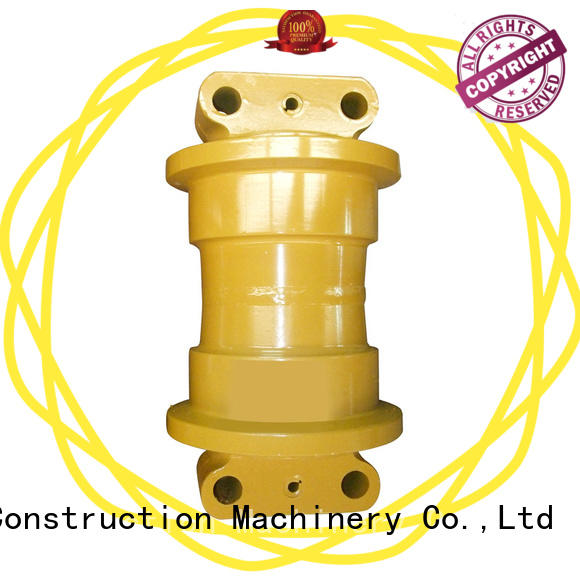 flange roller custom top brand for excavator