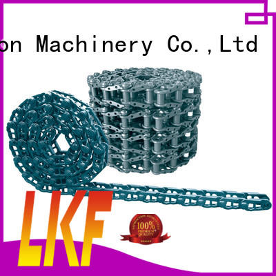 Custom excavator Track link track chain washer shaped