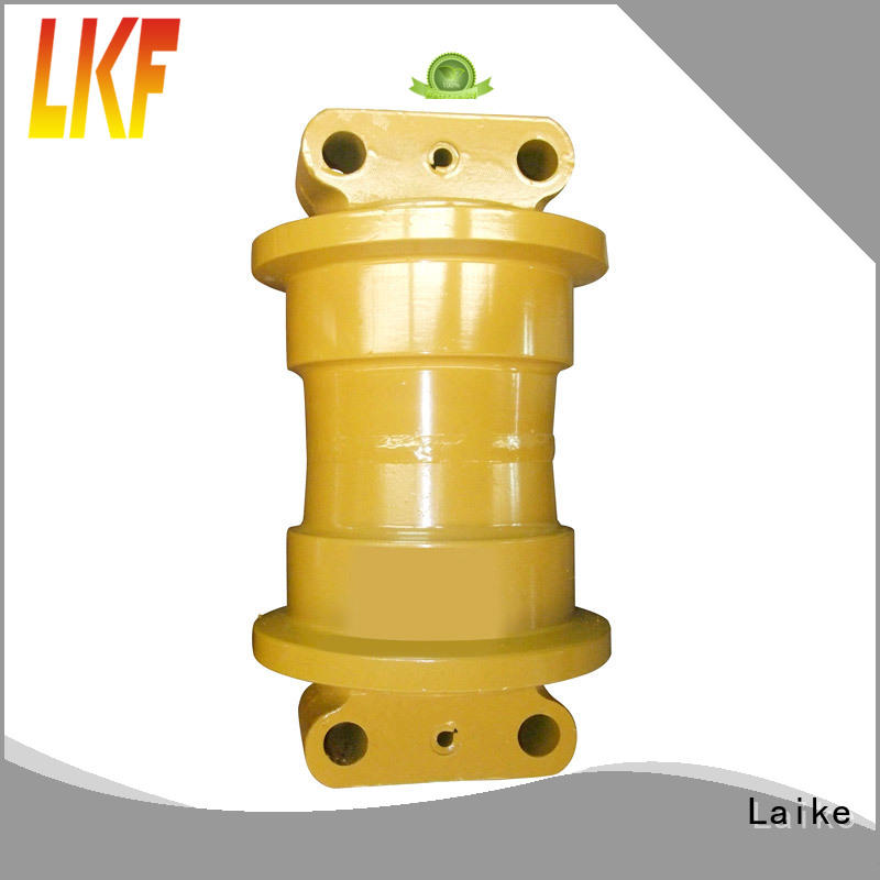 mechanical part flanged track rollers top brand for excavator Laike