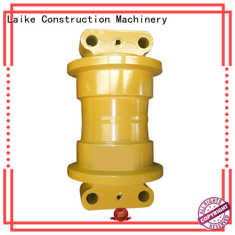 lower bottom dozer track rollers heavy-duty for wholesale Laike