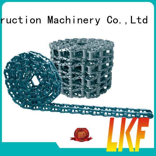 Laike custom bulldozer track chains fine workmanship for excavator