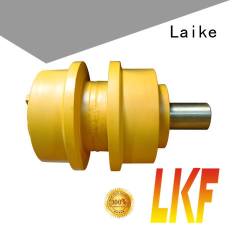 Laike upper track carrier rollers multi-functional for excavator