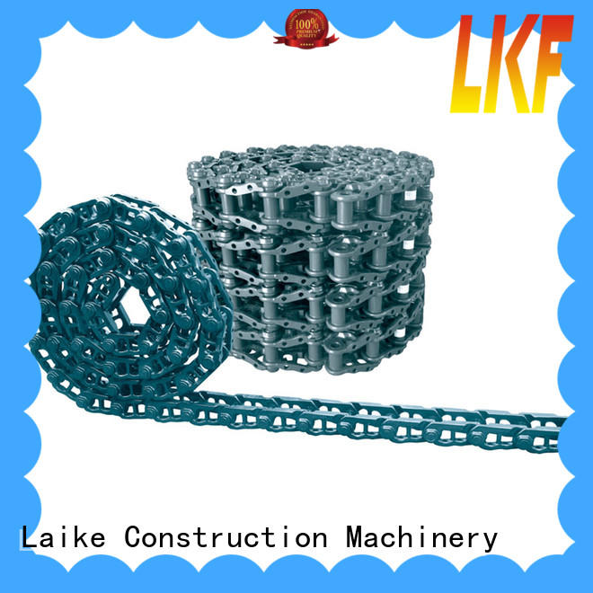 Laike fine workmanship excavator track chain industrial for customization