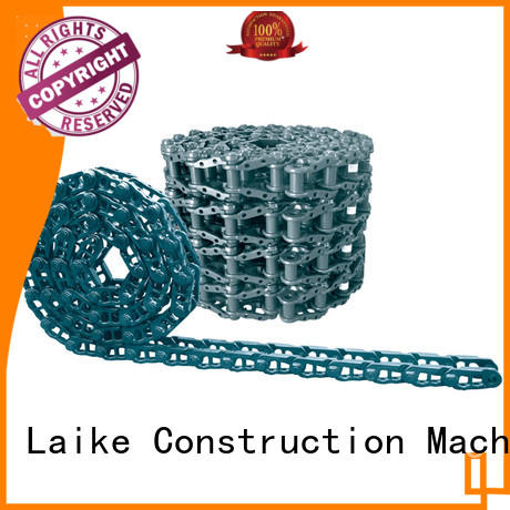 Laike fine workmanship bulldozer track chains industrial for customization