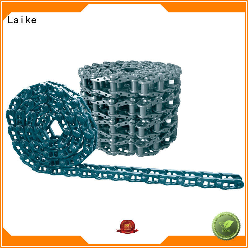 Laike custom excavator track link heavy-duty for excavator