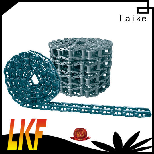 Laike high-quality excavator track chain heavy-duty for customization
