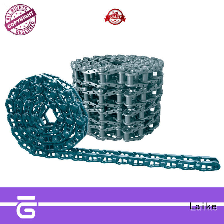 Laike custom dozer track chains industrial for customization
