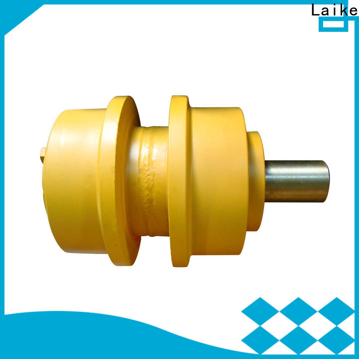 Laike track carrier rollers from best manufacturer for excavator