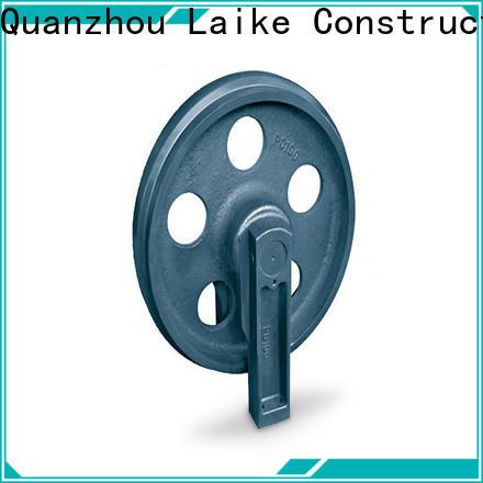 Laike custom front idler top brand for excavator