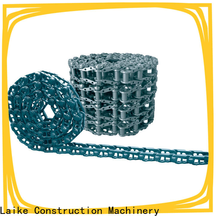 oem excavator track chain factory for customization