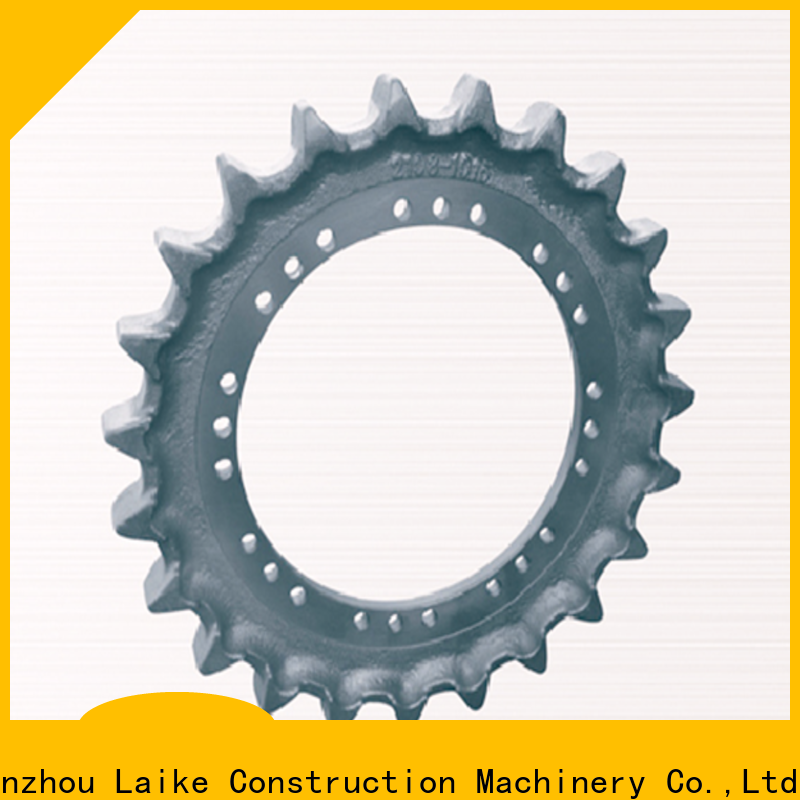 high quality excavator sprocket factory for bulldozer