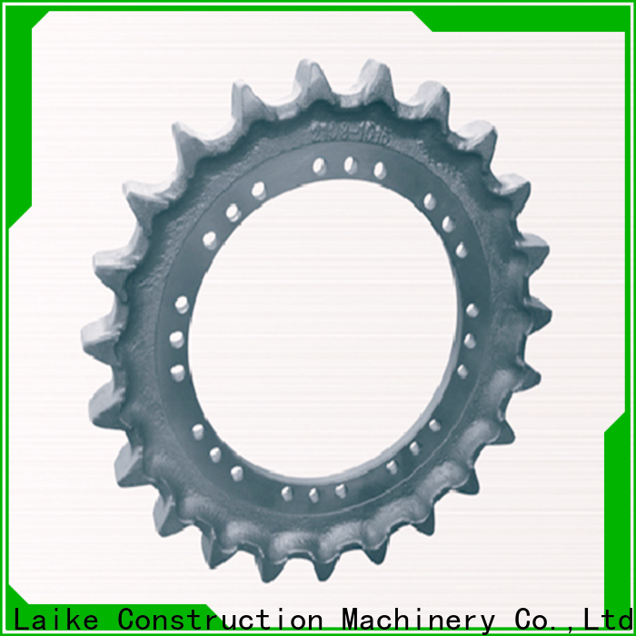 high quality sprocket rim factory for excavator