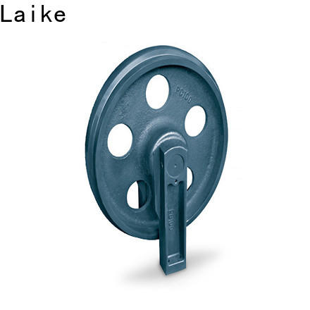 Laike idler wheel supplier for excavator