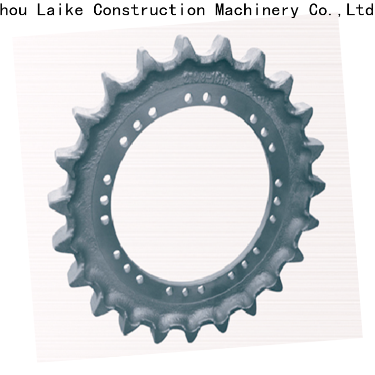 Laike oem excavator sprocket factory for excavator