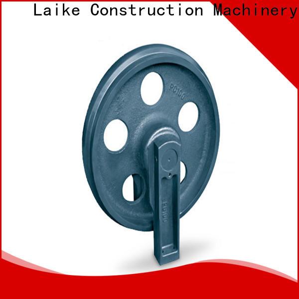 oem odm idler wheel factory for excavator