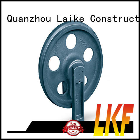 Laike front roller idler wheel free delivery for excavator
