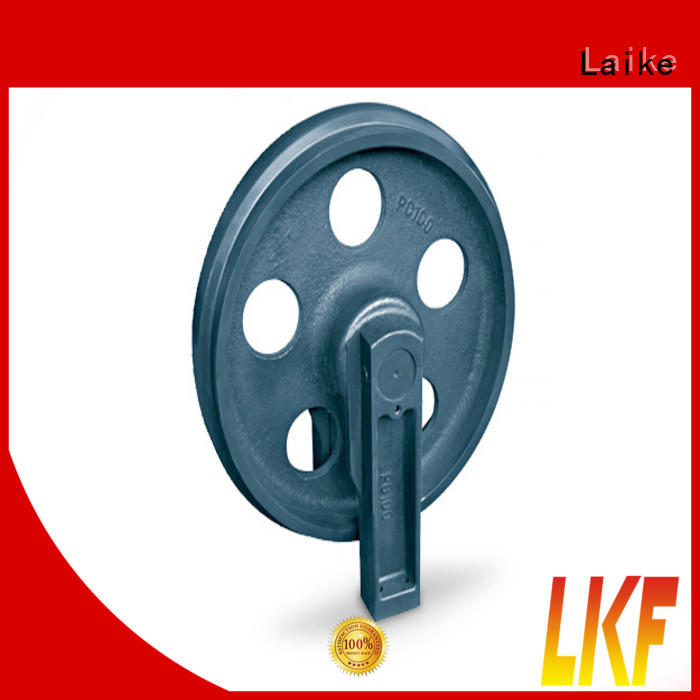 Laike excavator idler at discount for wholesale