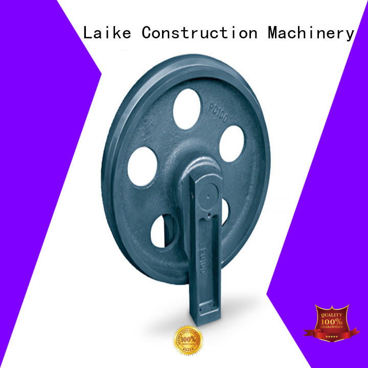 favorable price the idler wheel custom top brand for excavator