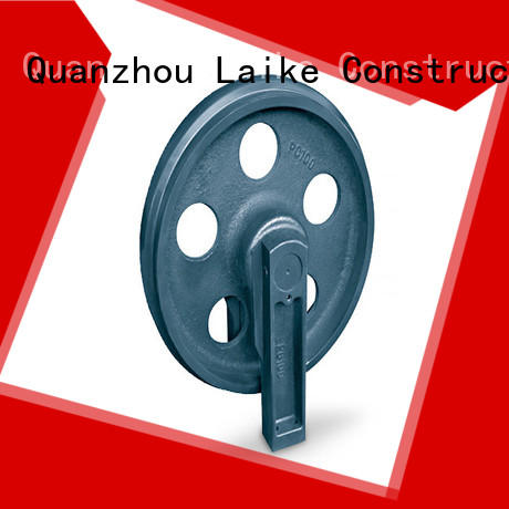 Laike front roller track idler free delivery for wholesale