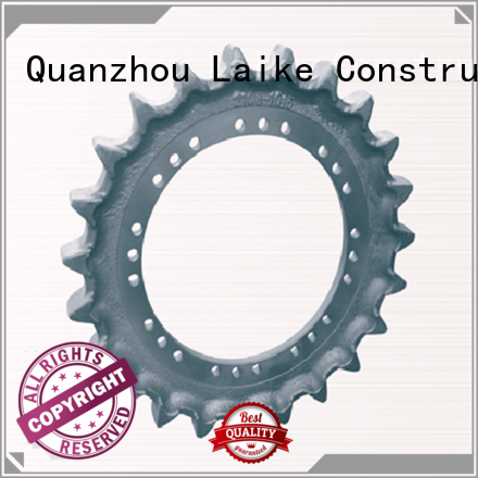 Laike excellent quality track drive sprocket reasonable design for bulldozer