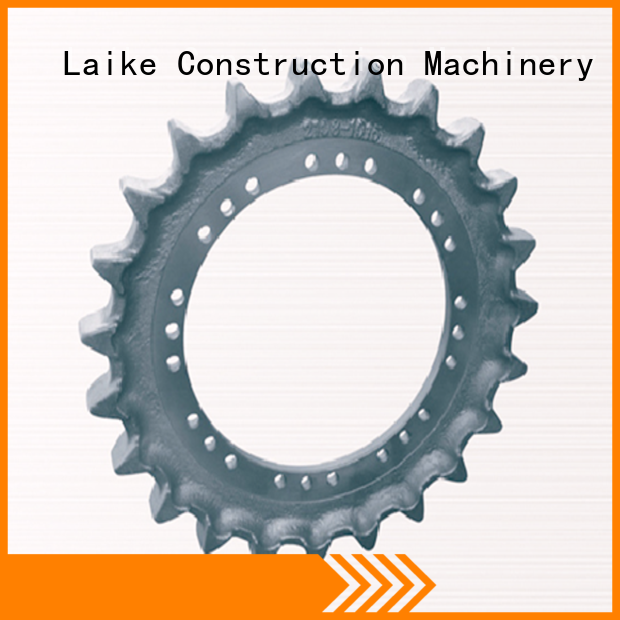 Laike custom made sprocket rim hot-sale for excavator