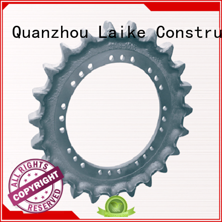 Laike handpick materials bulldozer sprockets hot-sale for bulldozer