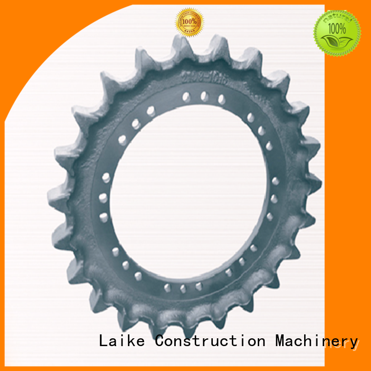 Laike reasonable design bulldozer sprockets transfer engine power for excavator