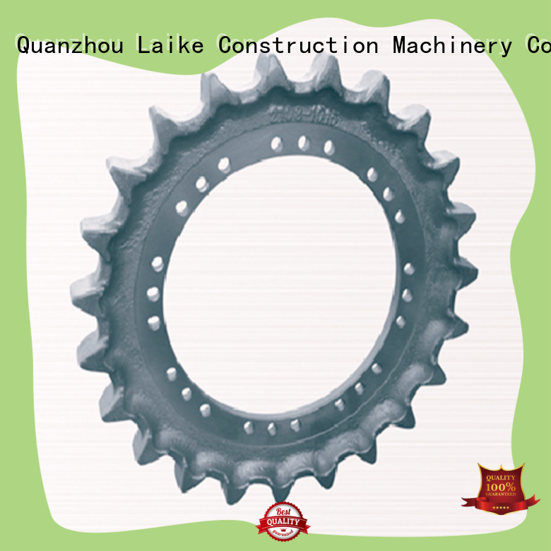Laike custom made track sprocket hot-sale for excavator