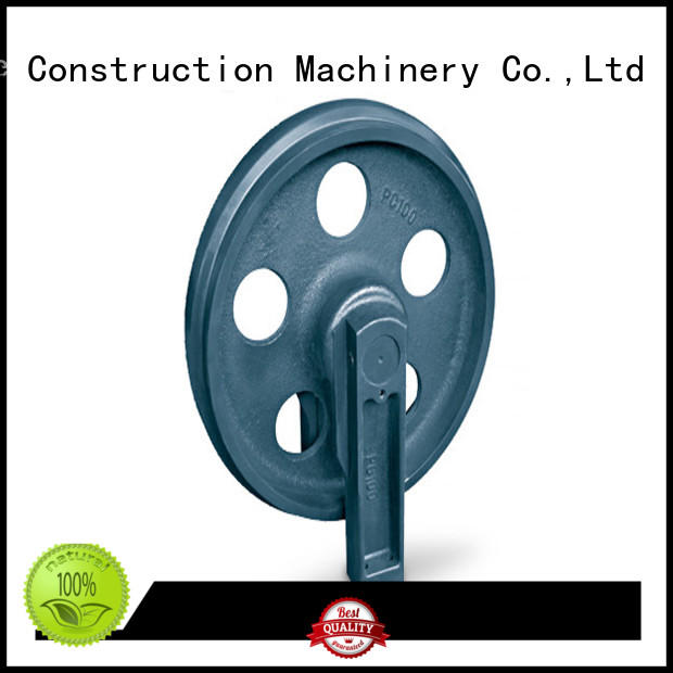 Laike front roller idler excavator at discount for excavator