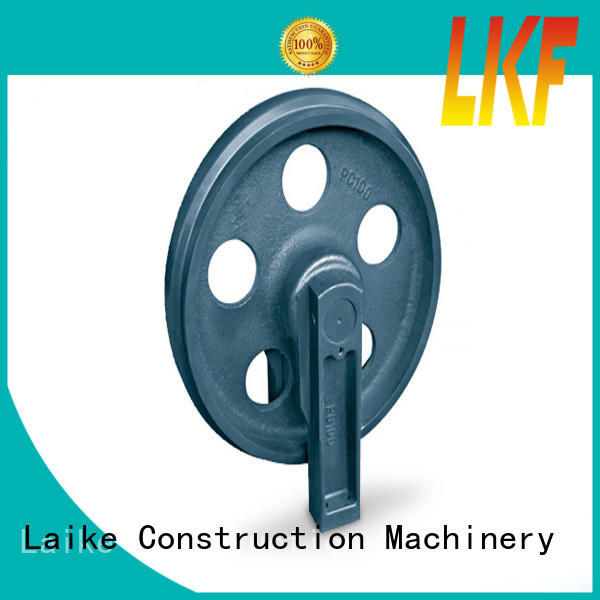 excavator idler front roller for wholesale Laike