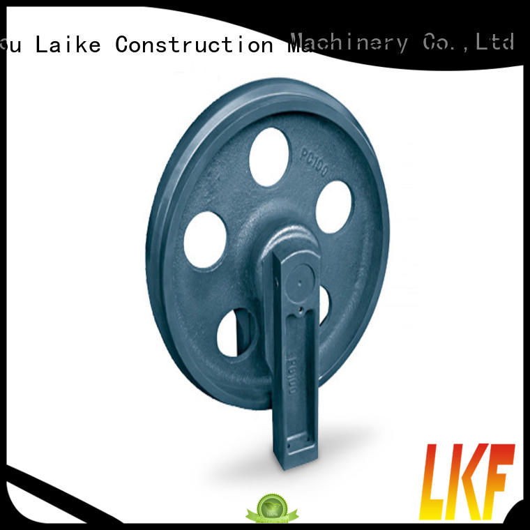 Laike front idler at discount for excavator