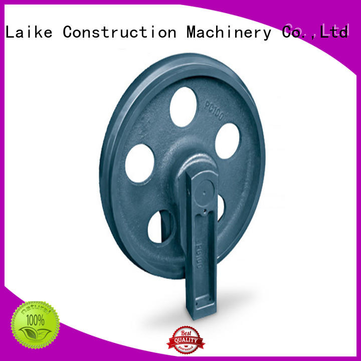 Laike high-quality track idler at discount for excavator