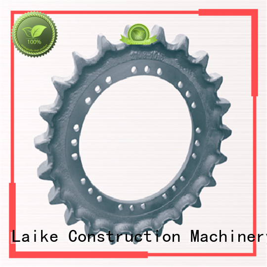 excellent quality track sprocket stable performance popular for excavator