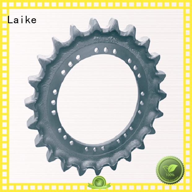 Laike stable performance bulldozer sprockets transfer engine power for bulldozer