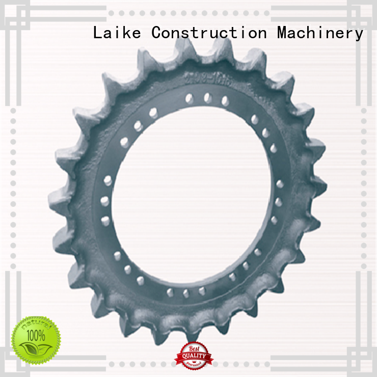 Laike reasonable design sprocket excavator transfer engine power at discount