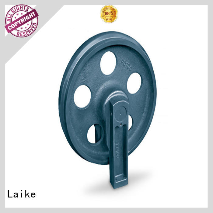 Laike front roller excavator idler at discount for excavator
