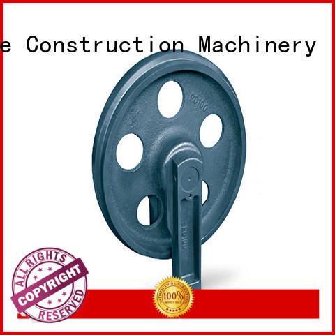 Laike functional excavator idler top brand for excavator