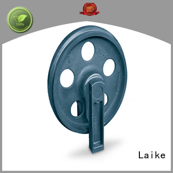 Laike front roller the idler wheel free delivery for wholesale