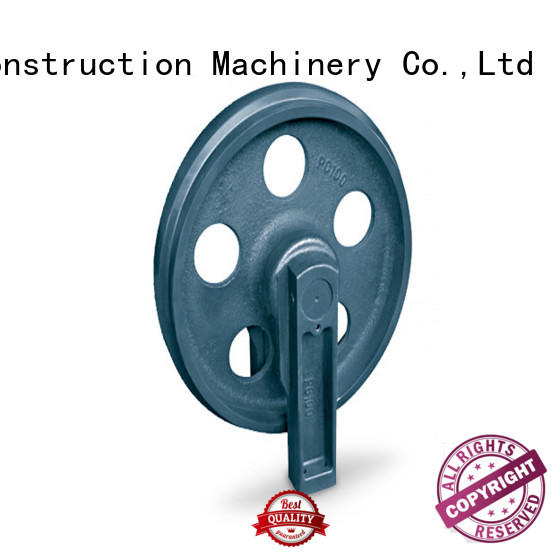 the idler wheel high-quality for excavator Laike