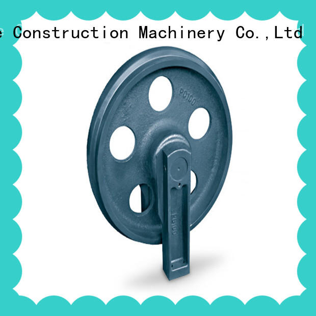 low-cost track idler at discount for excavator