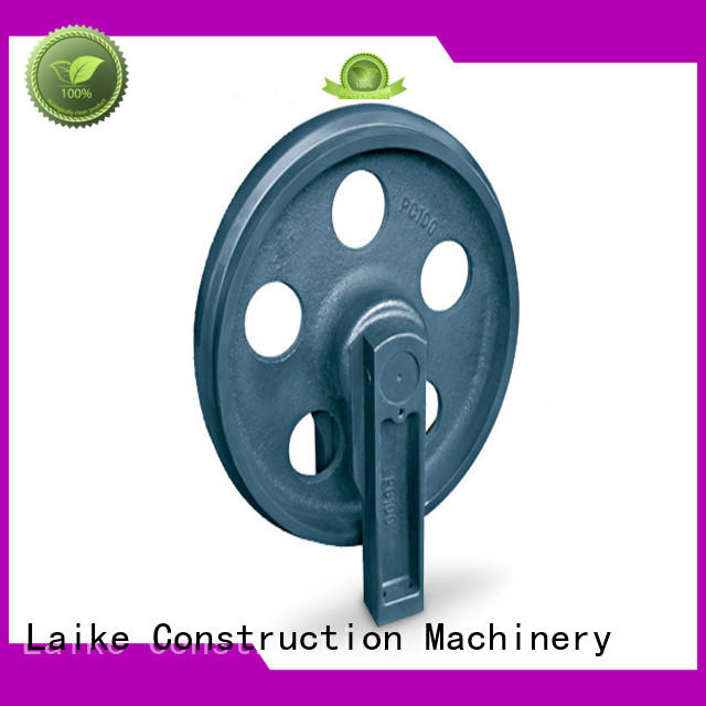 Laike low-cost excavator idler wheel top brand for wholesale