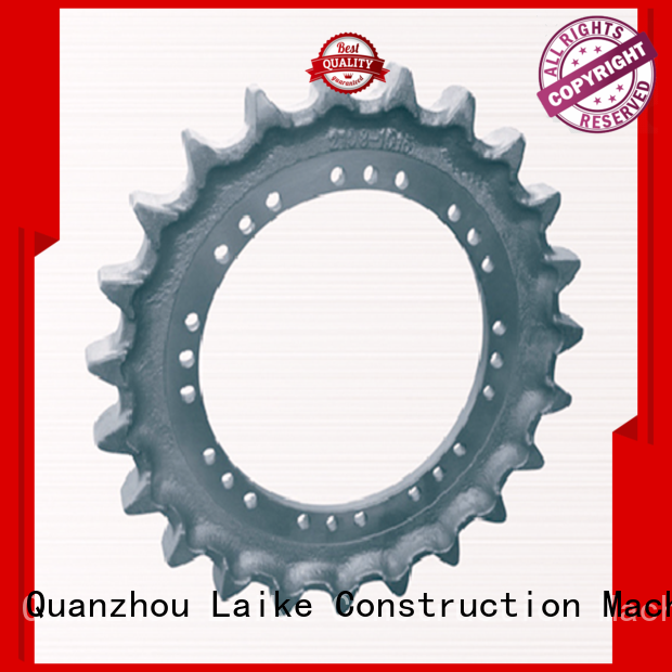 stable performance excavator sprocket rim popular at discount Laike