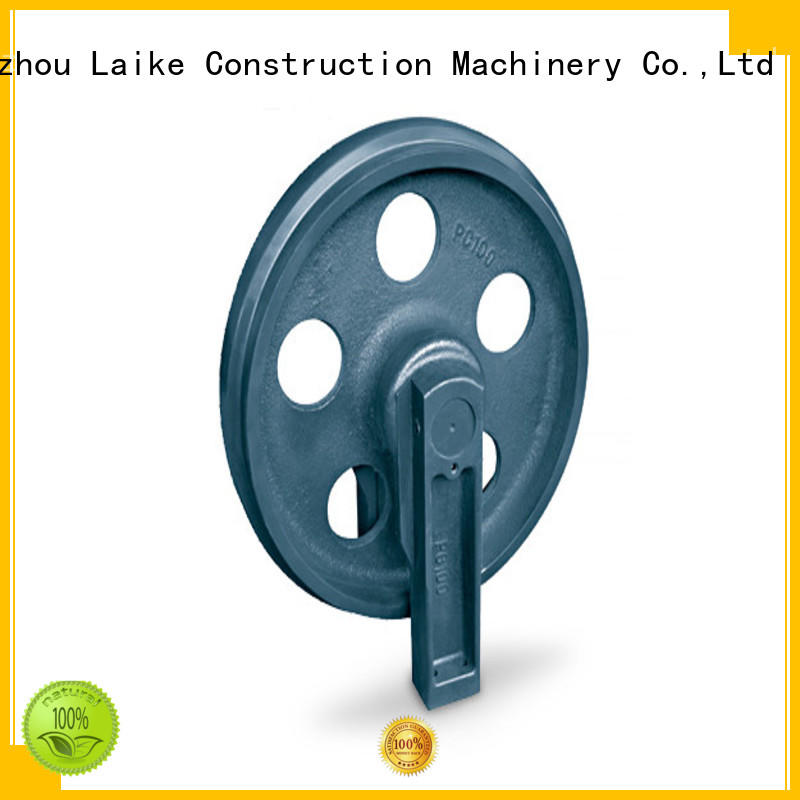 high-quality excavator idler high-quality for wholesale Laike