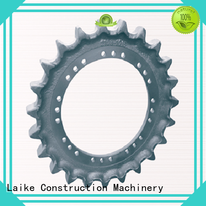 Laike reasonable design track sprocket hot-sale for bulldozer