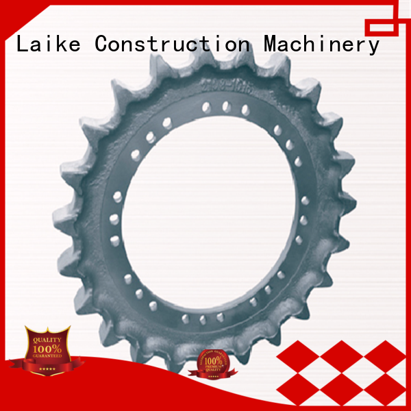 Laike affordable price undercarriage sprocket popular link assemblies